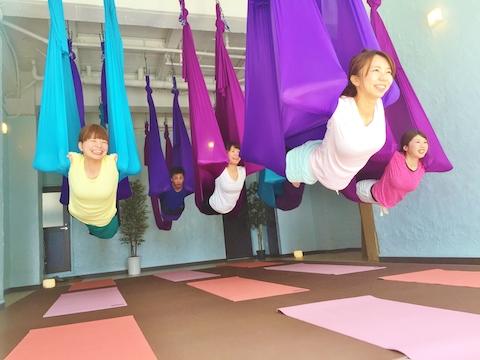 Air yogaREVO