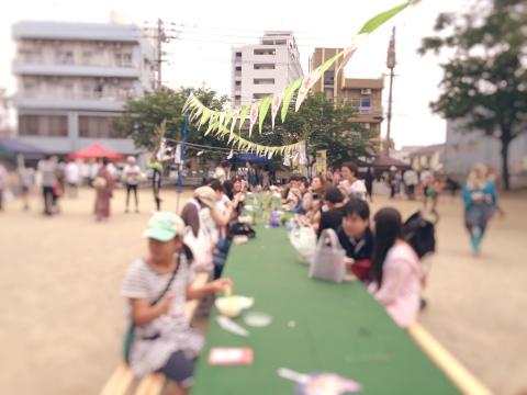 【PARTNER紹介】よき隣人の食卓/騎射場公園
