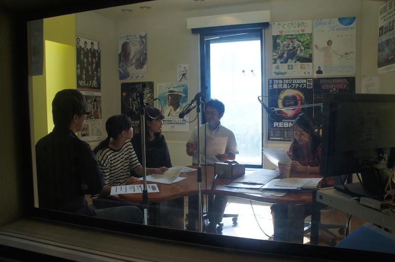 2016-10-11FM鹿児島ラジオ出演