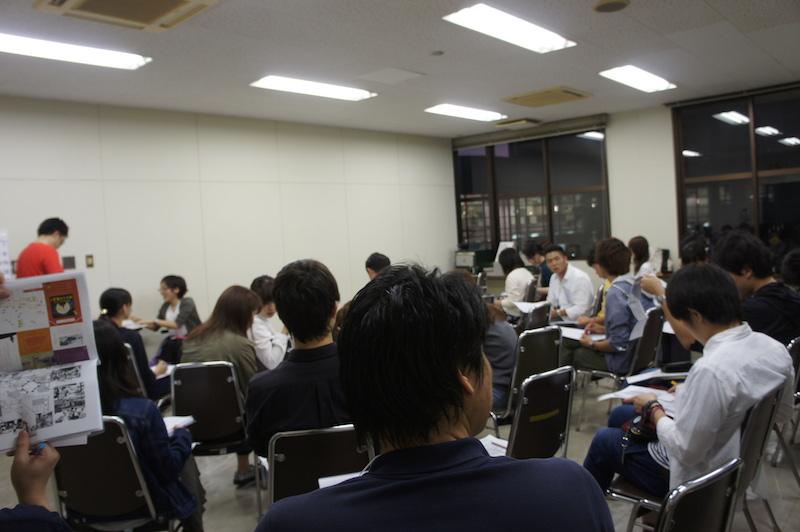 2016-10-17-事前説明会&懇親会1