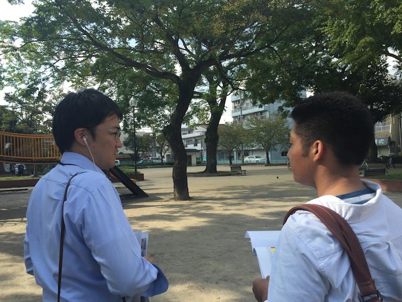 2016-10-26-公園リーダー打合せ