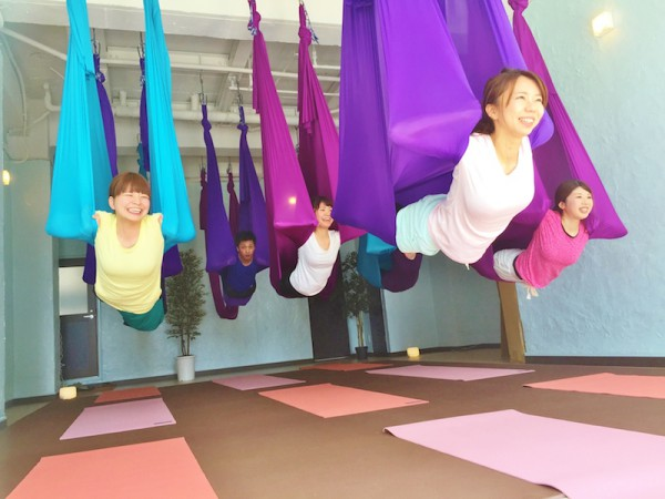 21Air yoga REVO studio
