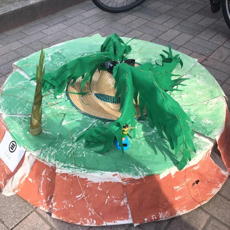 【ブログ】のきさき市から早1週間/名も無き島