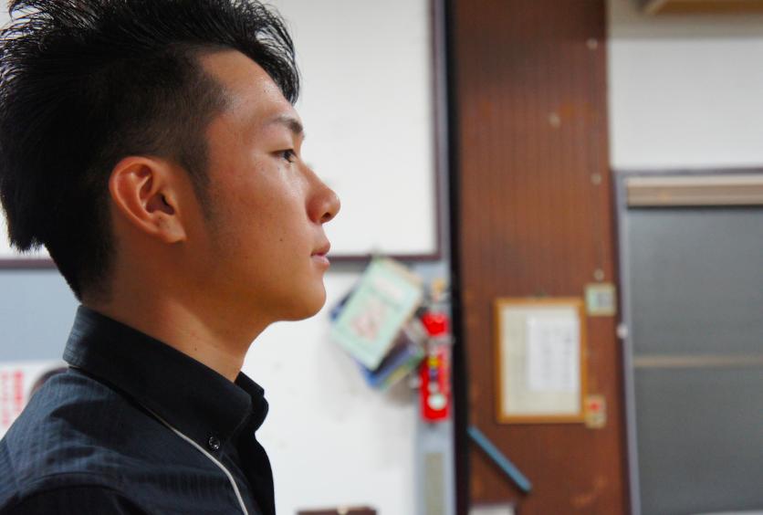 【インタビュー】最年少リーダー☆よっしー