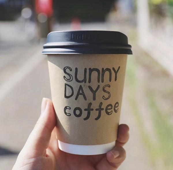 07SUNNY DAYS COFFEE