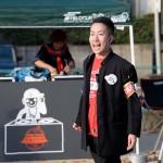 【ブログ】みなさんとの出会いに感謝/団長(実行委員長)